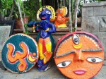 Krishna, Terracotta